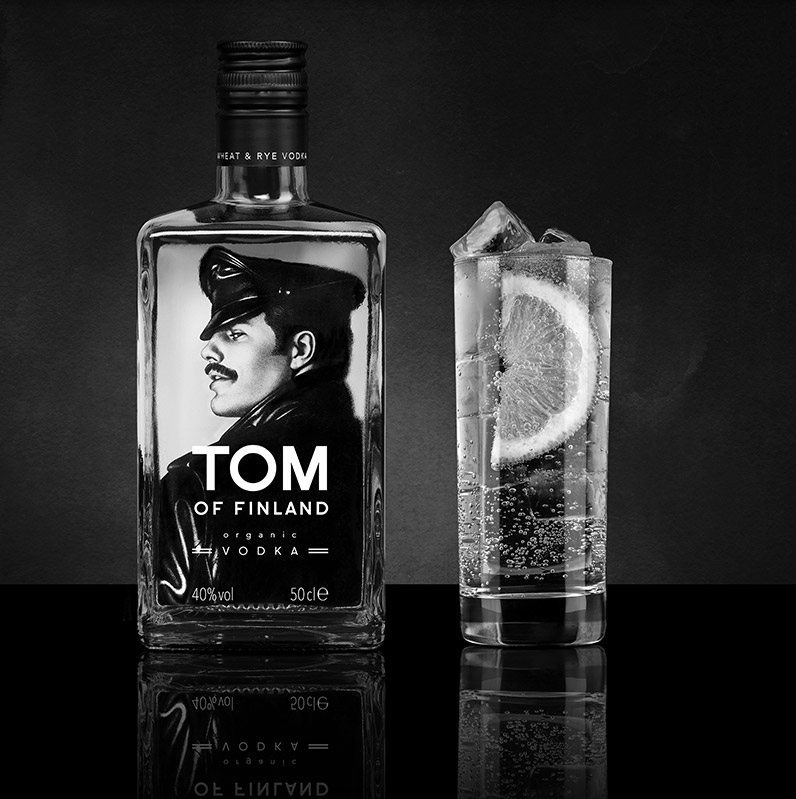 Tom Collins of Finland